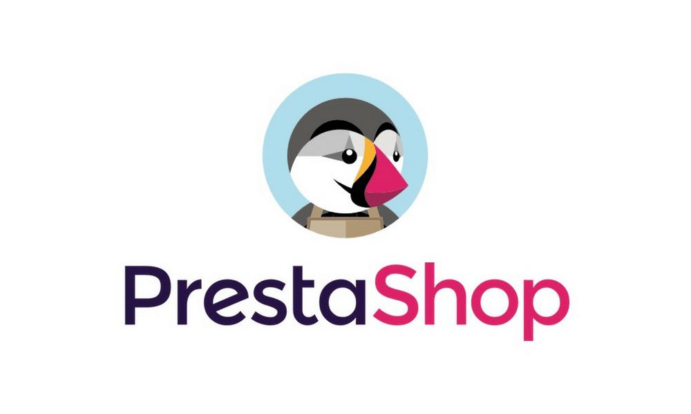 PrestaShop 1.7 Logo