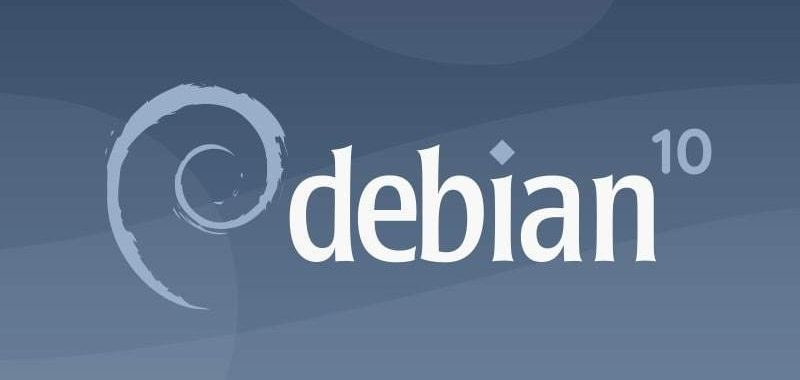 Debian 10 (buster) template added for dedicated servers