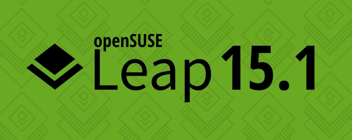openSUSE 15.1 Template Added for KVM VPS