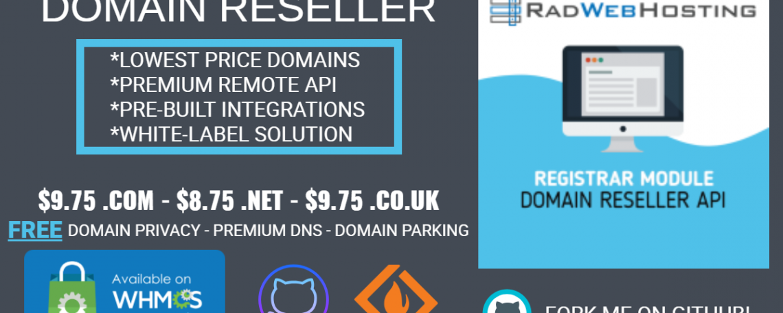 WHMCS Domain Reseller Module Updated to v3.0.4