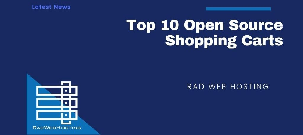 10 Best Open Source Shopping Carts