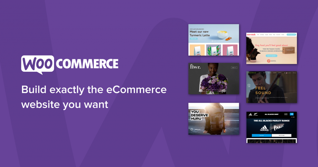 WooCommerce Ecommerce Shopping Cart